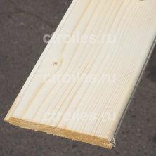 Вагонка штиль сосна/ель 110 х 15 мм